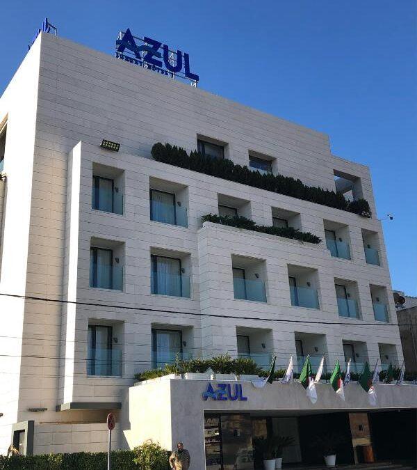 Hotel Azul – ALGERIA