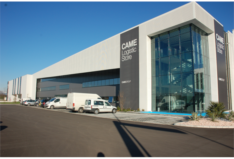 Logistic Store – ITALY
