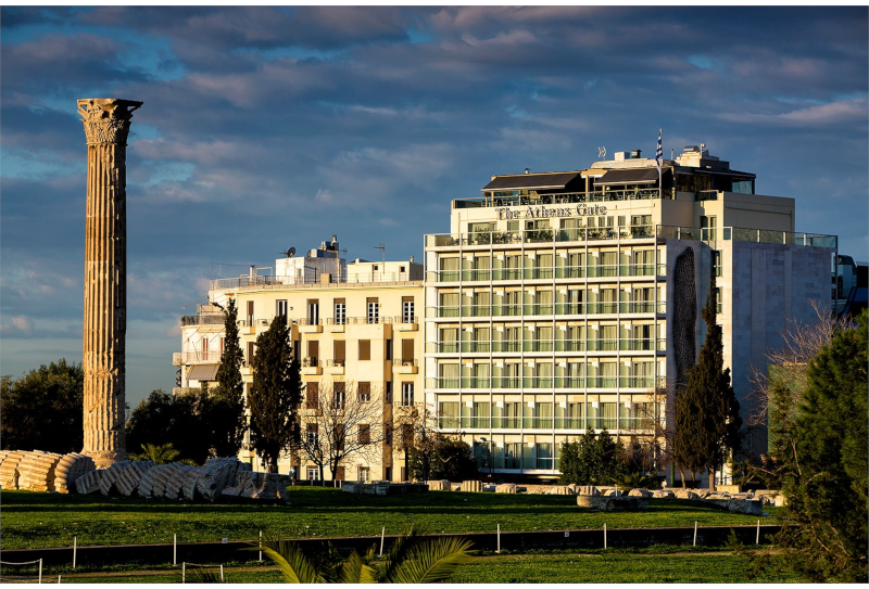 Athens Gate Hotel – Greece