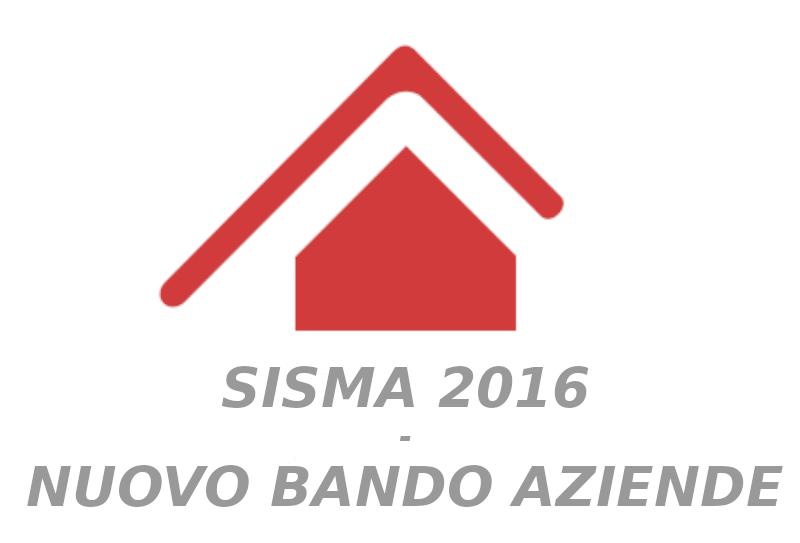 Messa in sicurezza immobili ed impianti ad uso produttivo – SISMA CENTRO ITALIA